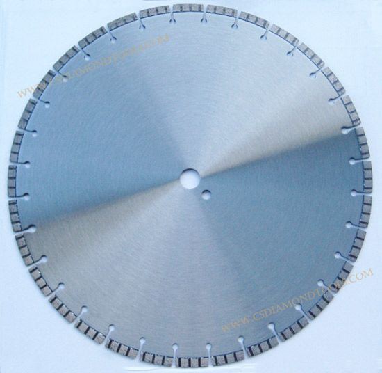 Laser Welded Concrete Diamond Saw Blades