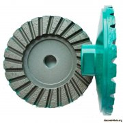 Diamond Grinding Wheel,Grinding Disc, Turbo Cup Wheel