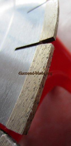 good quality diamond saw blade segments