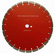14 inch laser welded diamond blade for cutting asphalt