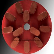 Resin Grinding Disc, Resin Bonded Diamond Grinding Wheel