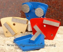 Diamond Frankfurt for Grinding Concrete, Diamond Grinding Brick