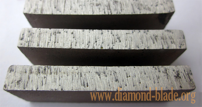 400mm diamond segments for granite, segments of stone