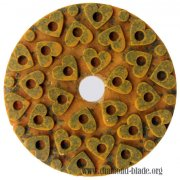 Diamond Polishing Pads for Granite,Diamond Grinding Pads,Granite polishing pad