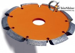 Crack Chaser Diamond Blades for Chasing, Repairing and Widening
