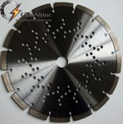 9 diamond saw blade for cutting ductile iron pipes