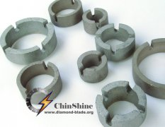 ChinShine Diamond segments for core drills bits and crown core bits