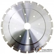 Horizontal Diamond Saw Blade for Cutting Granite Marble Travertine Limestone