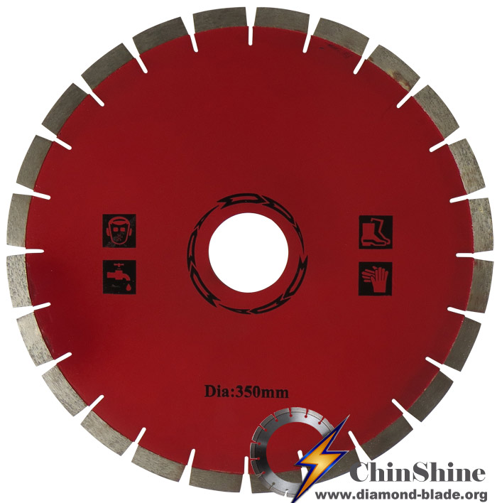 350mm, 14 inch diamond saw blade for granite