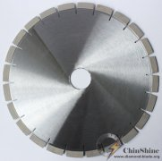 V shape Diamond Segments and Diamond Disc for Granite