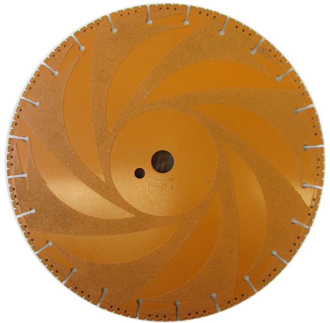 Vacuum Brazed Diamond Blade