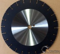 General Purpose Diamond Saw Blades for Steel, Iron Pipes and more