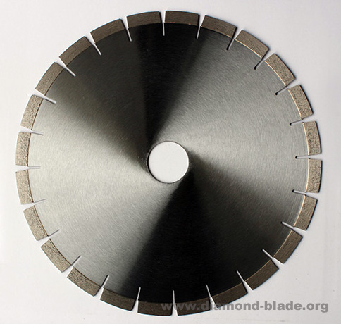 450mm granite saw blades
