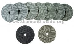 Quality Diamond Wet Polishing Pads for Stone