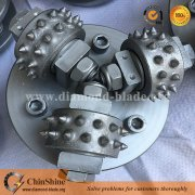 stone bush hammer plates and bush hammer rollers for granite marble