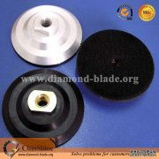 China quality velcro hook and loop backing pads for polishing pads