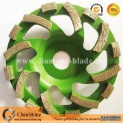 Buy China diamond cup wheel for European market sale