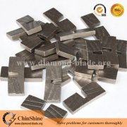 Good price diamond cut segments for granite diamond cutting discs