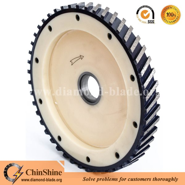 Diamond Grinding Tool Diamond Milling Wheel For Stone Calibrating And Polishing