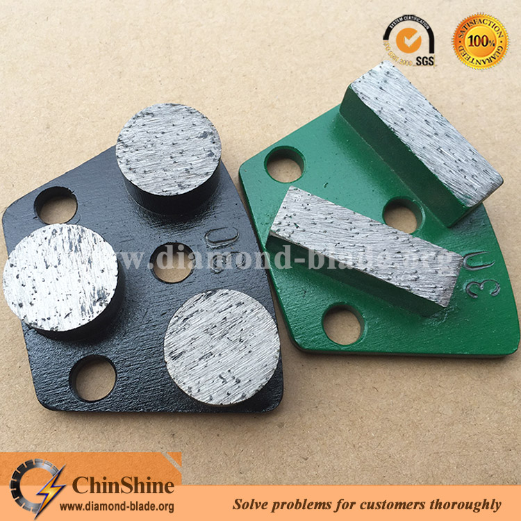 ASL diamond floor grinding disc for concrete