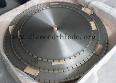 High Quality 40inch 1000mm Diamond Saw Blade for Marble and Granite Cutting for Pakistan Market