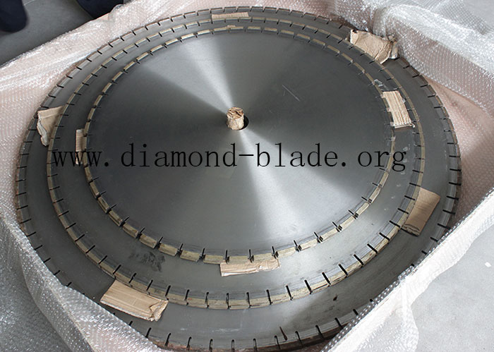 1000mm 40inch diamond saw blade for marble