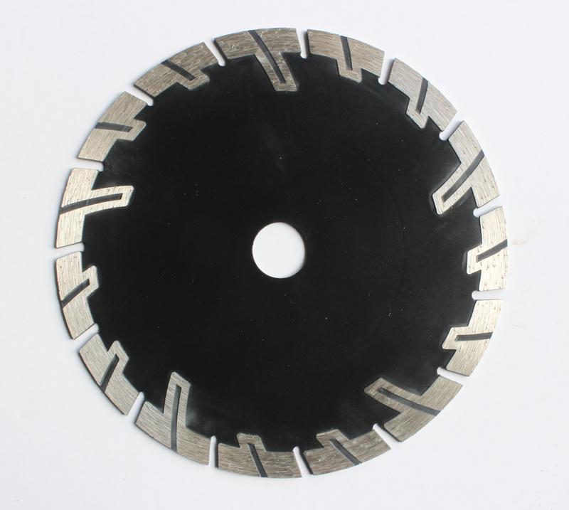 "125mm 5"" diamond cutting disc for granite"