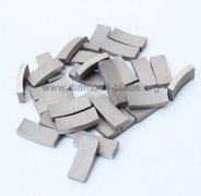 Concrete diamond core bit segments for sale from China professional supplier