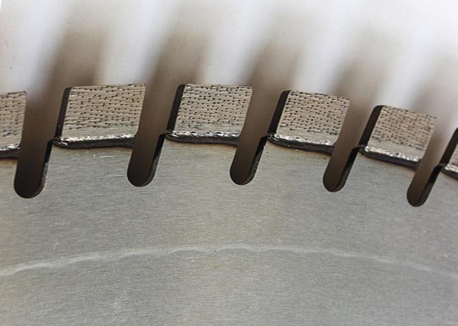 arix wall saw blades