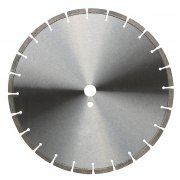 "14"" Diamond saw blade for reinforced concrete laser welding teeth"