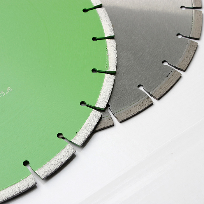 350mm concrete saw blade